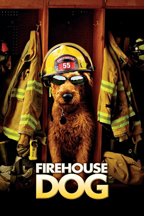 Firehouse Dog - Movie Poster