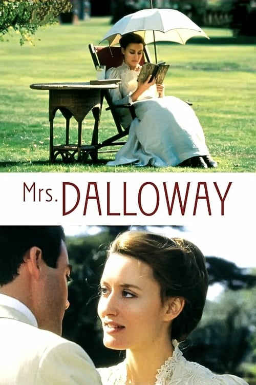 Mrs. Dalloway - Movie Poster
