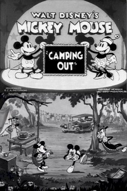 Camping Out - Movie Poster