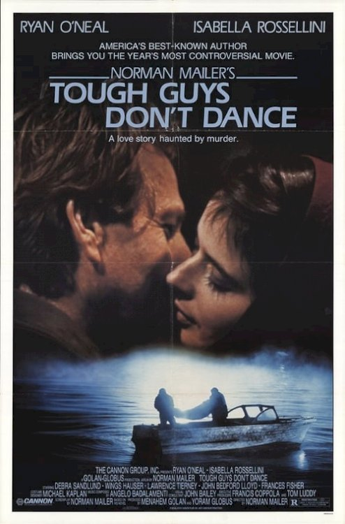 Tough Guys Don't Dance - Movie Poster