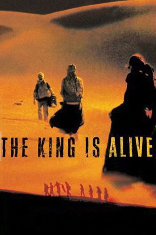 The King Is Alive - Movie Poster