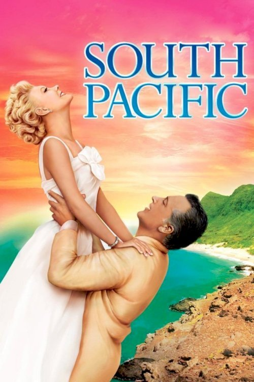 South Pacific - Movie Poster