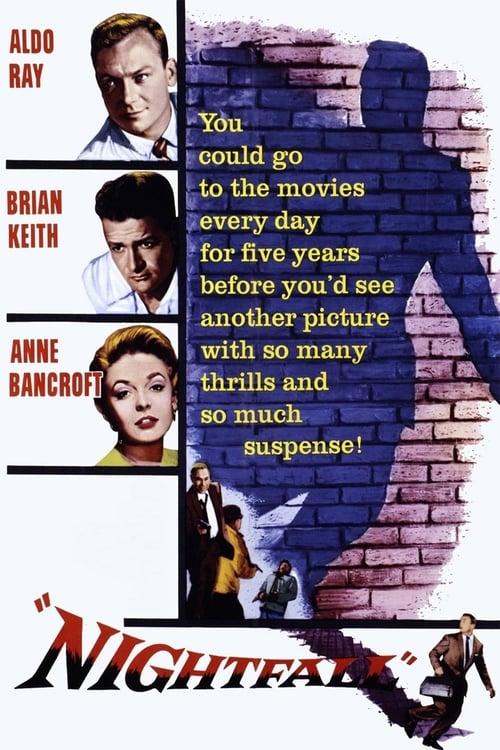 Nightfall - Movie Poster