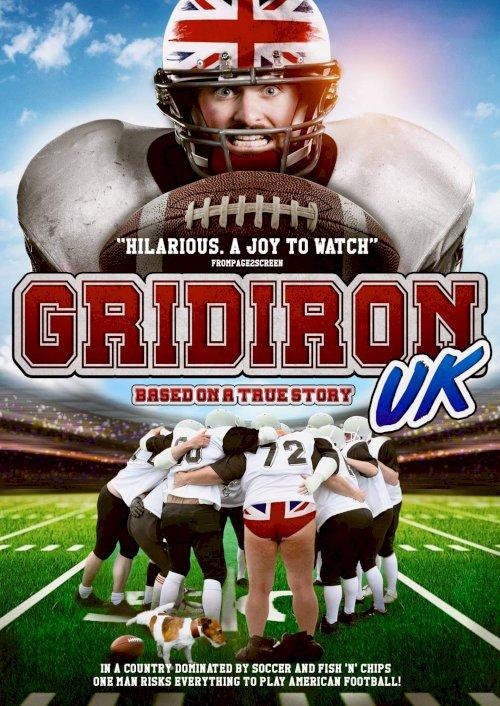 Gridiron UK - Movie Poster