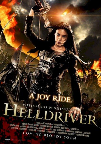 Helldriver - Movie Poster