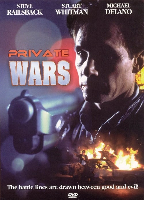 Private Wars - Movie Poster