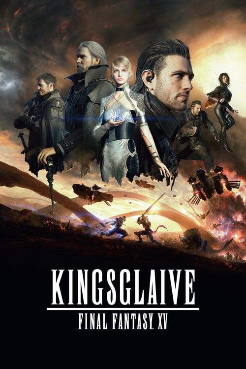 Kingsglaive: Final Fantasy XV - Movie Poster