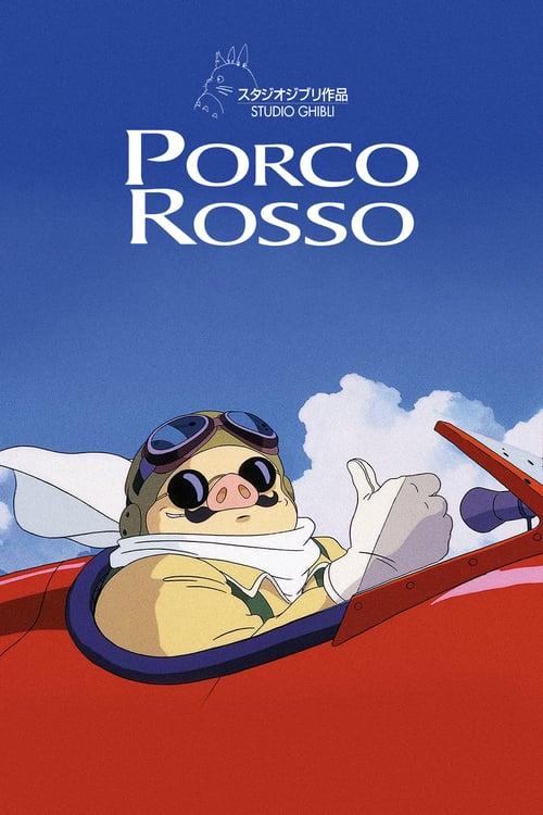 Porco Rosso - Movie Poster