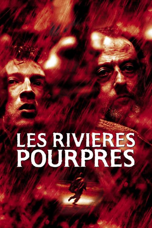 The Crimson Rivers - Movie Poster