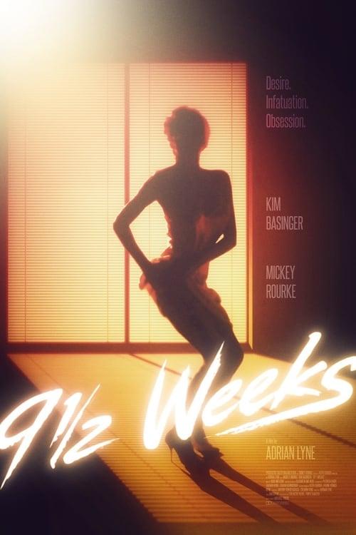 Nine 1/2 Weeks - Movie Poster