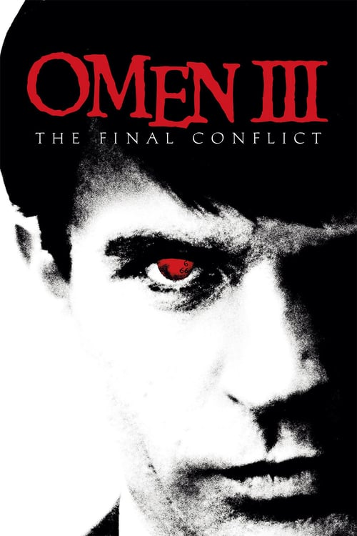 Omen III: The Final Conflict - Movie Poster