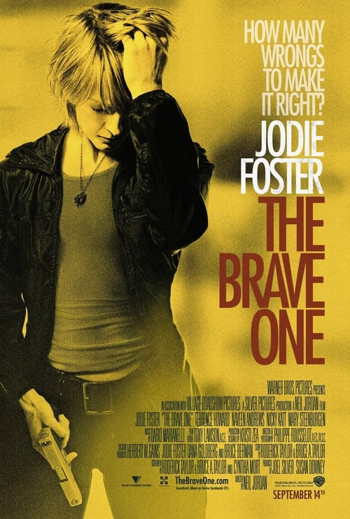 The Brave One - Movie Poster
