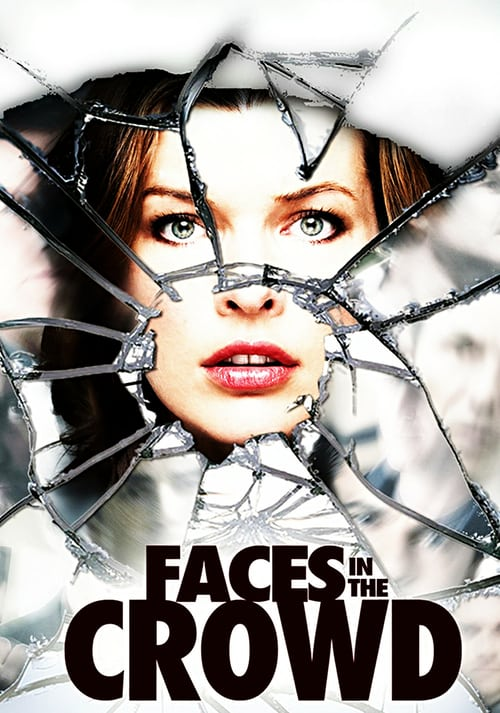 Faces in the Crowd - Movie Poster