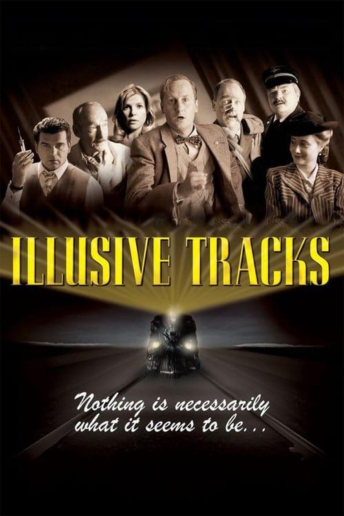 Illusive Tracks - Movie Poster