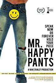 Mr Happy Pants - Movie Poster
