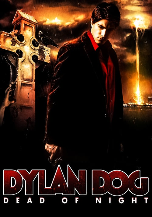 Dylan Dog: Dead of Night - Movie Poster