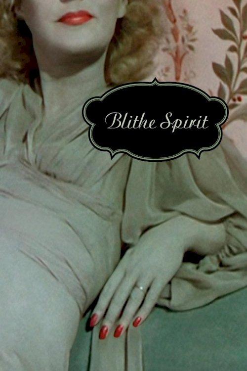 Blithe Spirit - Movie Poster