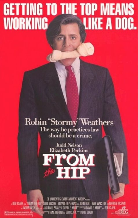 From the Hip - Movie Poster
