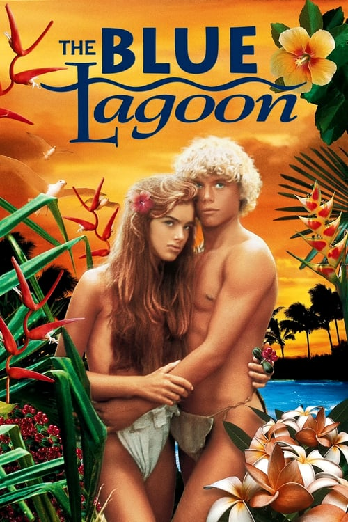 The Blue Lagoon - Movie Poster