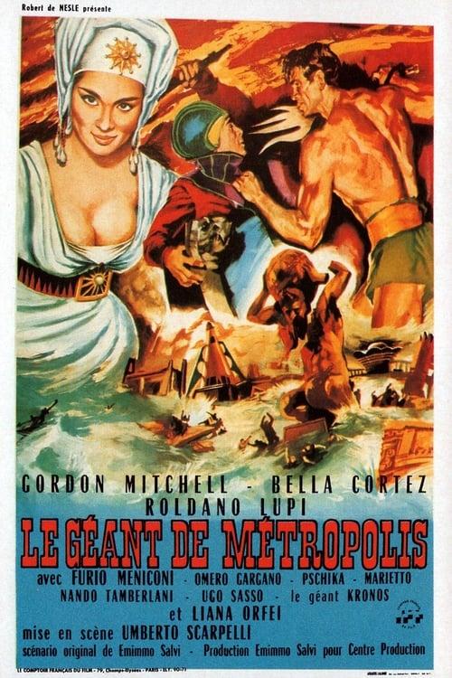 The Giant of Metropolis - Movie Poster