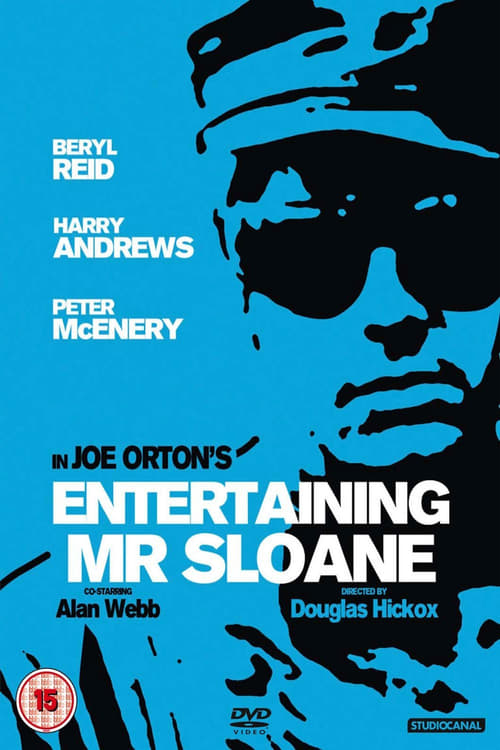 Entertaining Mr. Sloane - Movie Poster