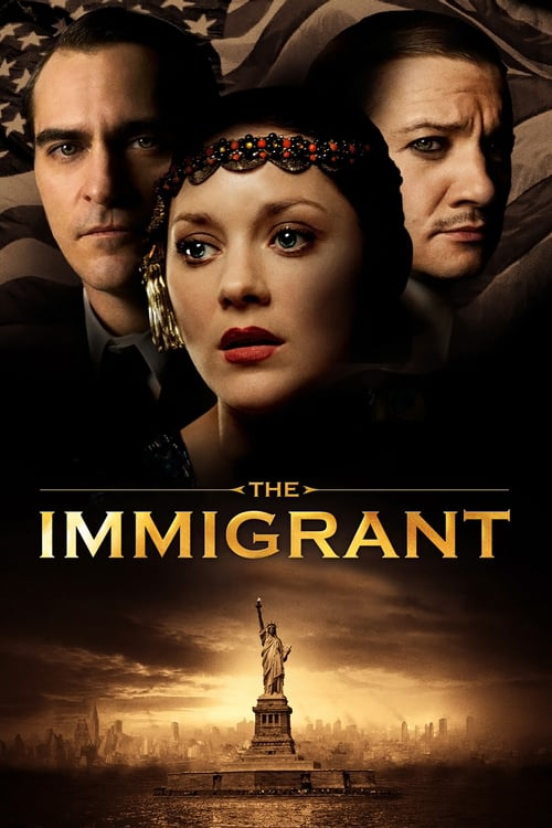 The Immigrant - Movie Poster