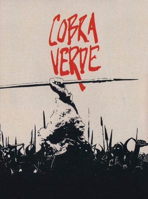Cobra Verde - Movie Poster