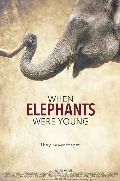 When Elephants Were Young - Movie Poster