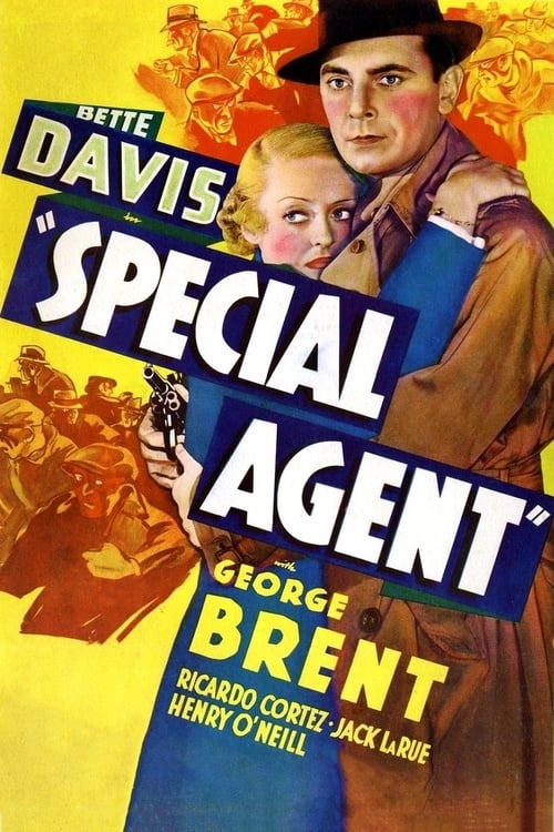 Special Agent - Movie Poster