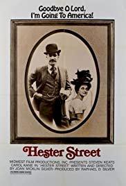 Hester Street - Movie Poster