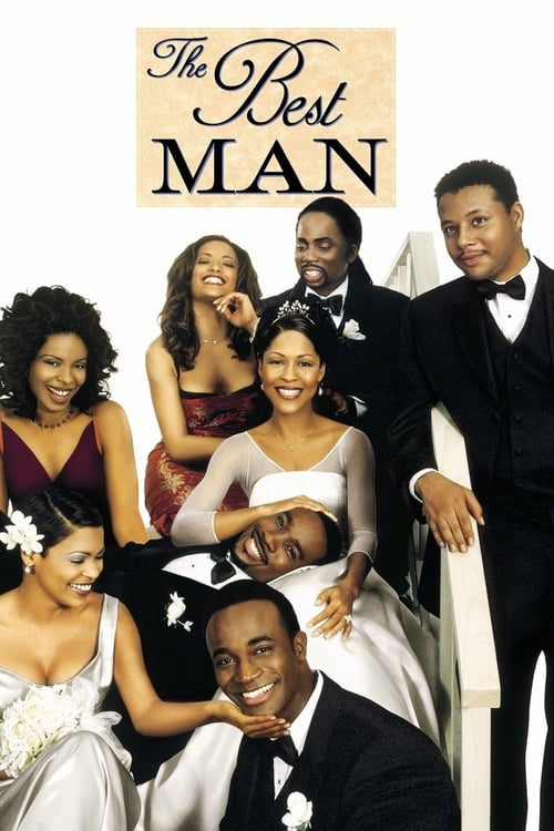 The Best Man - Movie Poster