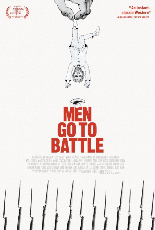 Men Go to Battle - Movie Poster