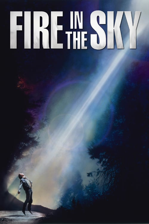 Fire in the Sky - Movie Poster