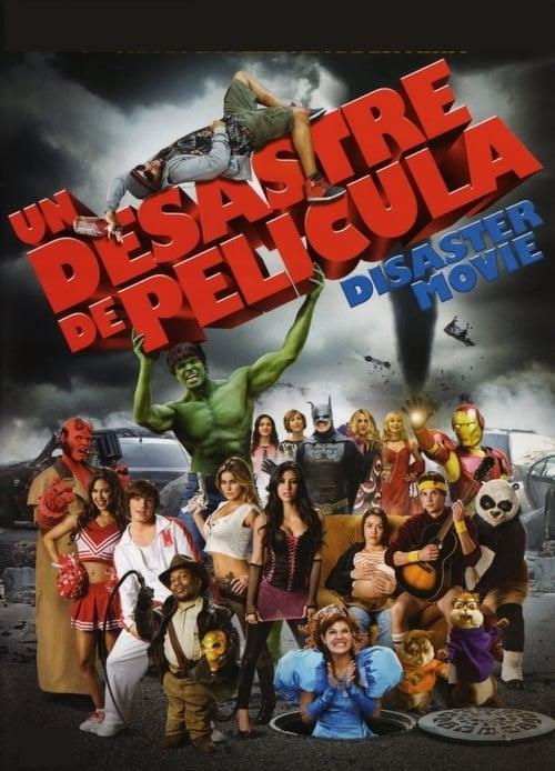 Disaster Movie - Movie Poster