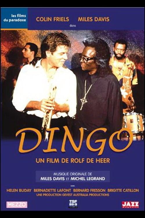 Dingo - Movie Poster