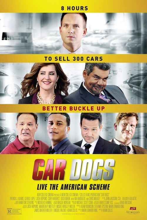 Car Dogs - Movie Poster