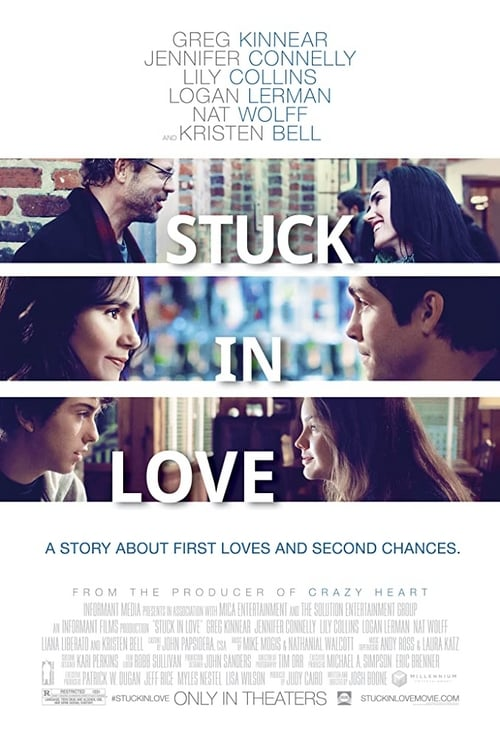 Stuck in Love - Movie Poster