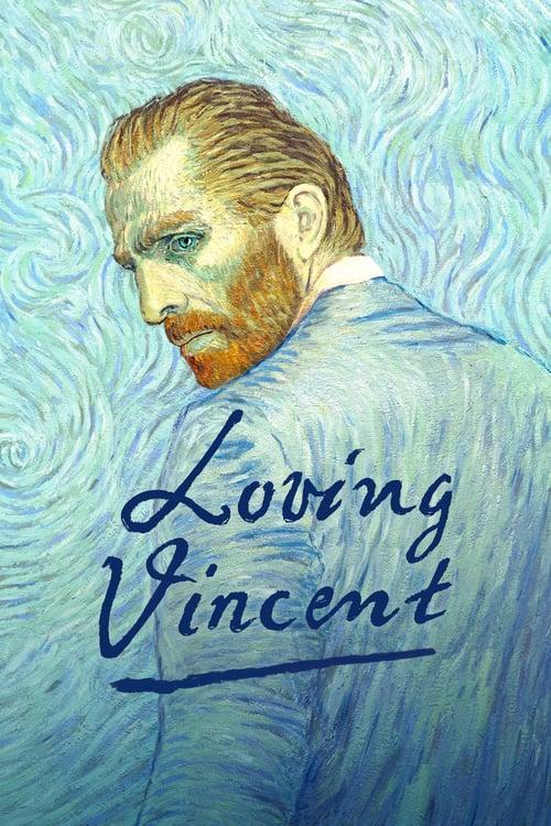 Loving Vincent - Movie Poster