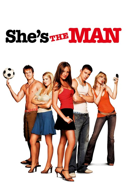 She's the Man - Movie Poster