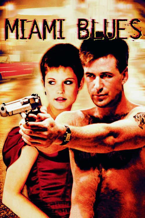 Miami Blues - Movie Poster