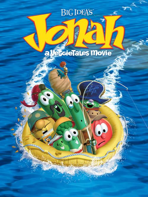 Jonah: A VeggieTales Movie - Movie Poster
