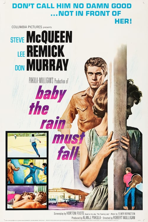 Baby the Rain Must Fall - Movie Poster