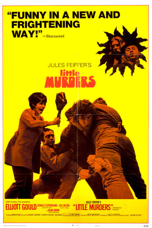 Little Murders - Movie Poster