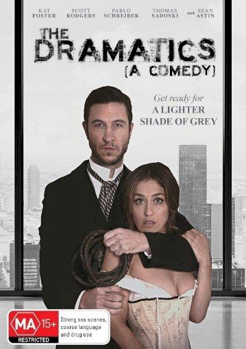 The Dramatics: A Comedy - Movie Poster
