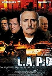 L.A.P.D.: To Protect And To Serve - Movie Poster