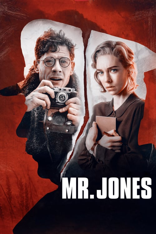 Mr. Jones - Movie Poster