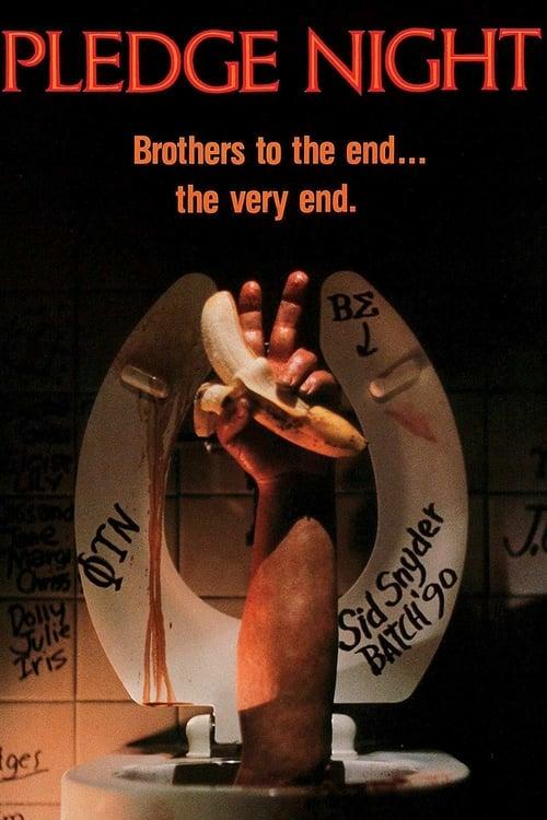 Pledge Night - Movie Poster