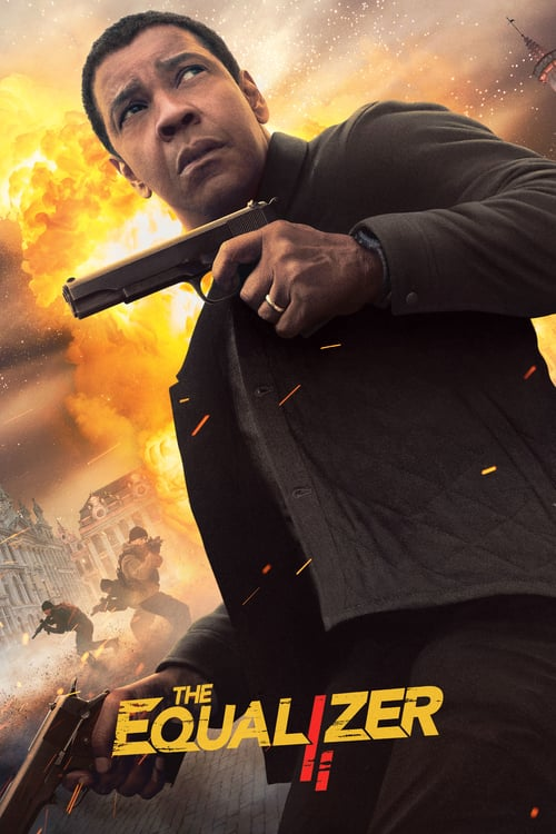 The Equalizer 2 - Movie Poster