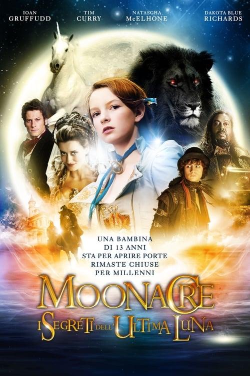 The Secret of Moonacre - Movie Poster