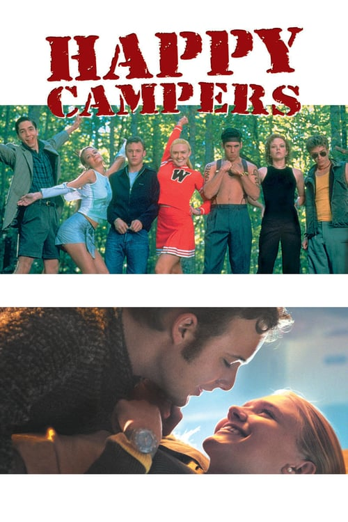 Happy Campers - Movie Poster
